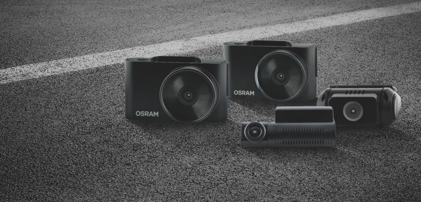 Dashcam range