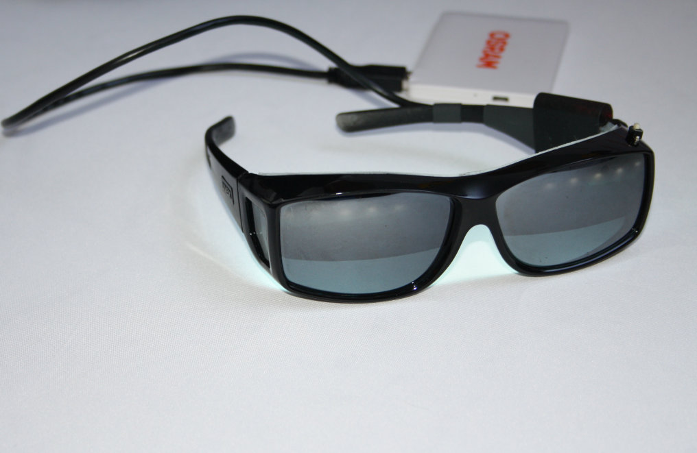 LED light googles
