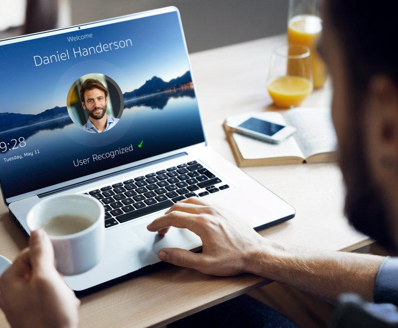 Laptop Face Recognition