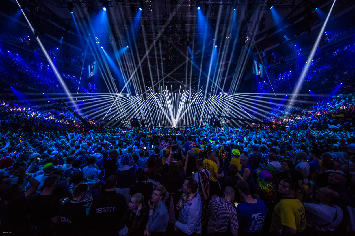 Eurovision Song Contest 2016 in Stockholm