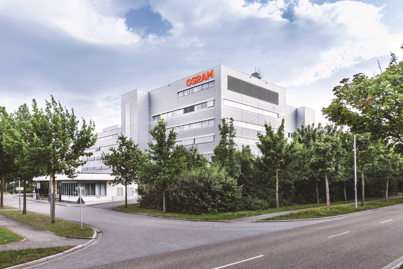 OSRAM Opto Semiconductors - Plant Regensburg (Headquarter)