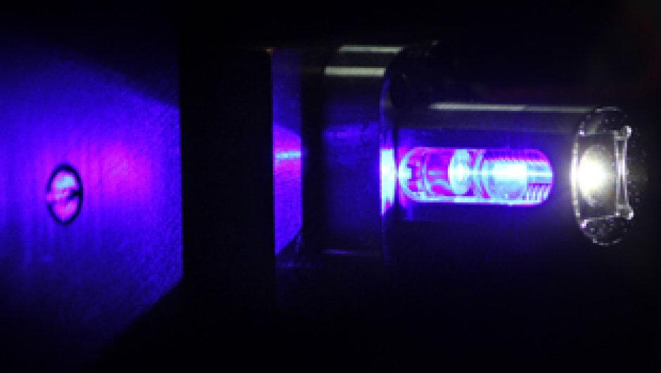 Luce laser come prodotto dell'anno
