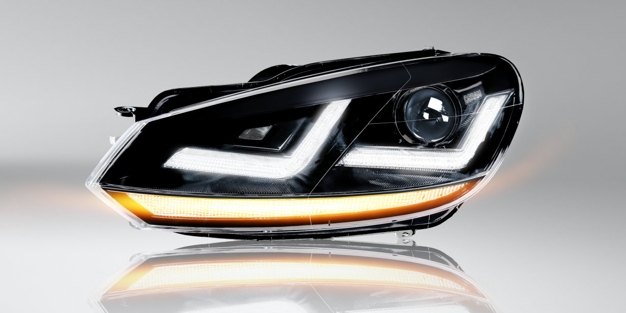 LEDriving XENARC for Golf VI headlight