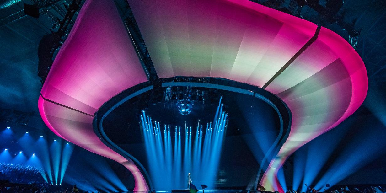 LED stage lighting wash
