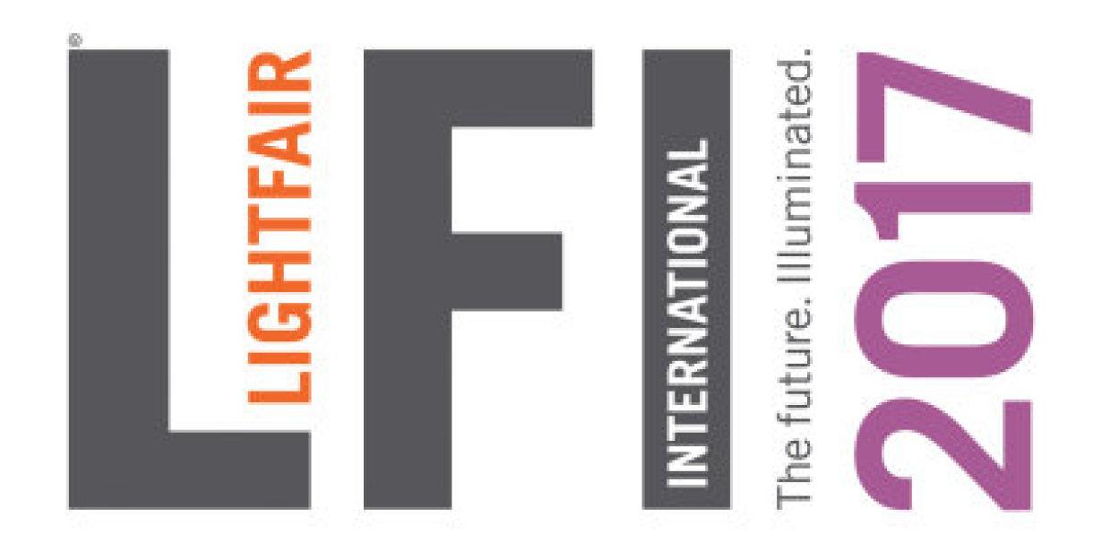 Lightfair 2017 Logo