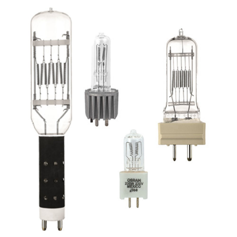 Specialty Halogen & Incandescent High Voltage