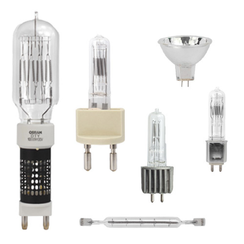 Specialty Halogen & Incandescent Medium Voltage