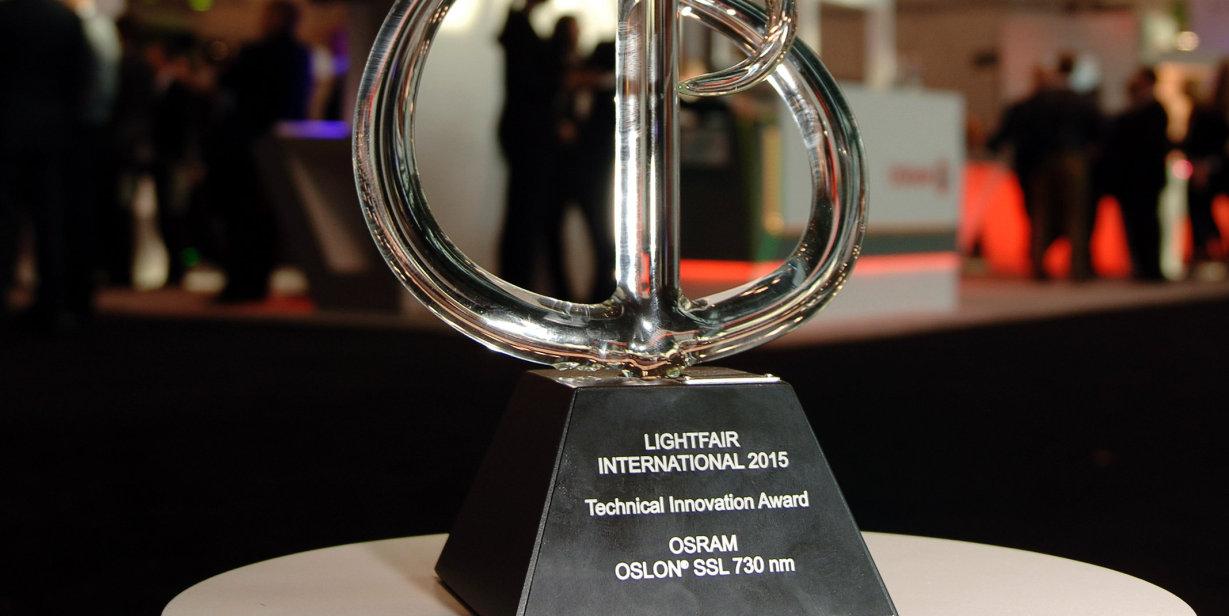 Opto Semiconductors Innovation Award