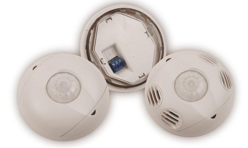 Ceiling Mounted Occupancy Sensors