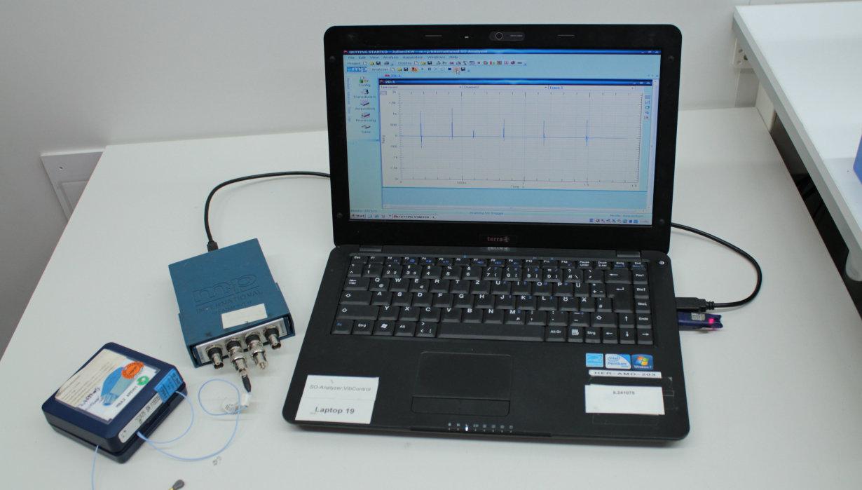 Portable Messdatenerfassung