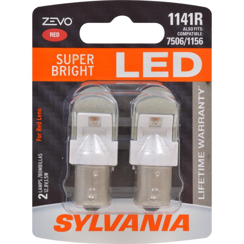 1141R (RED) LED Bulb - ZEVO