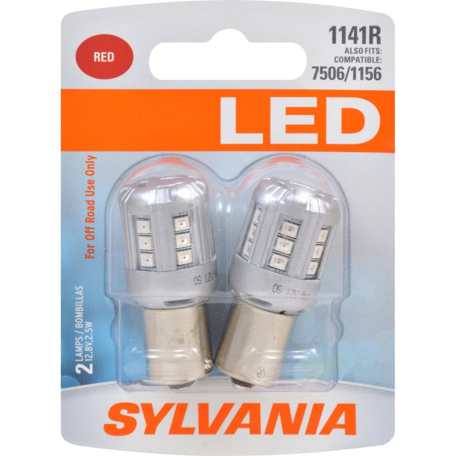 1141R (RED) LED Bulb