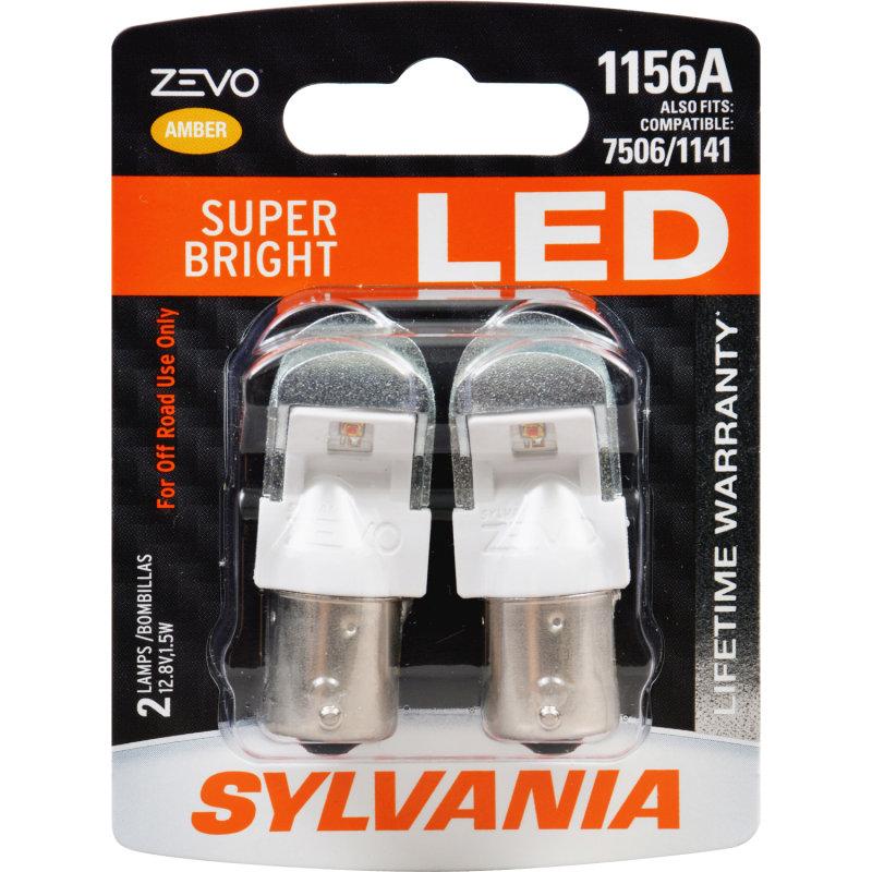 1156A (AMBER) LED Bulb - ZEVO