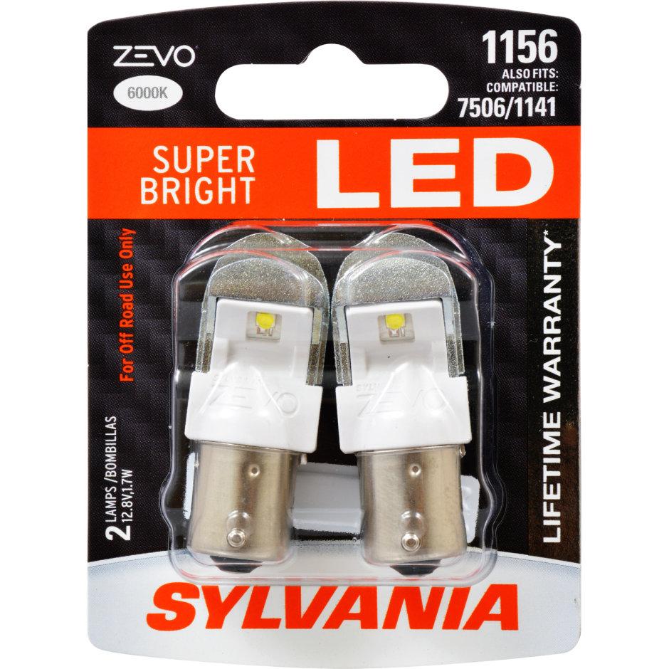 1156 (WHITE) LED Bulb - ZEVO