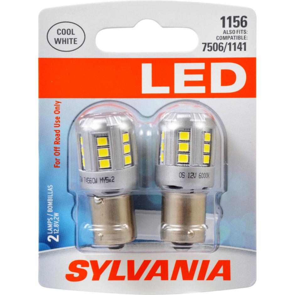 1156 (WHITE) LED Bulb