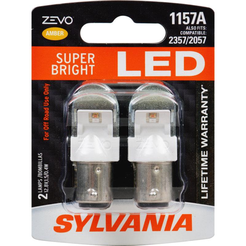 1157A (AMBER) LED Bulb - ZEVO