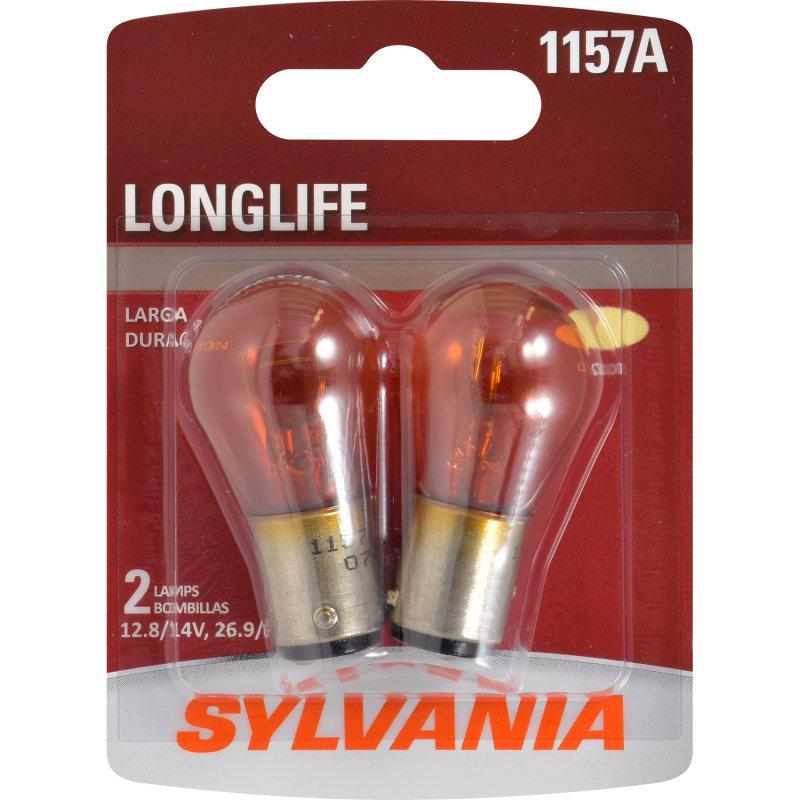 1157A (AMBER) Incandescent Bulb - LongLife