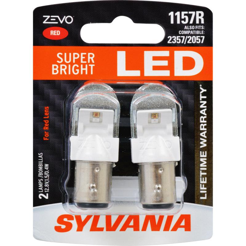 1157R (RED) LED Bulb - ZEVO