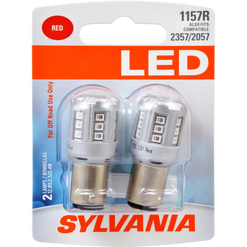 1157R (RED) LED Bulb