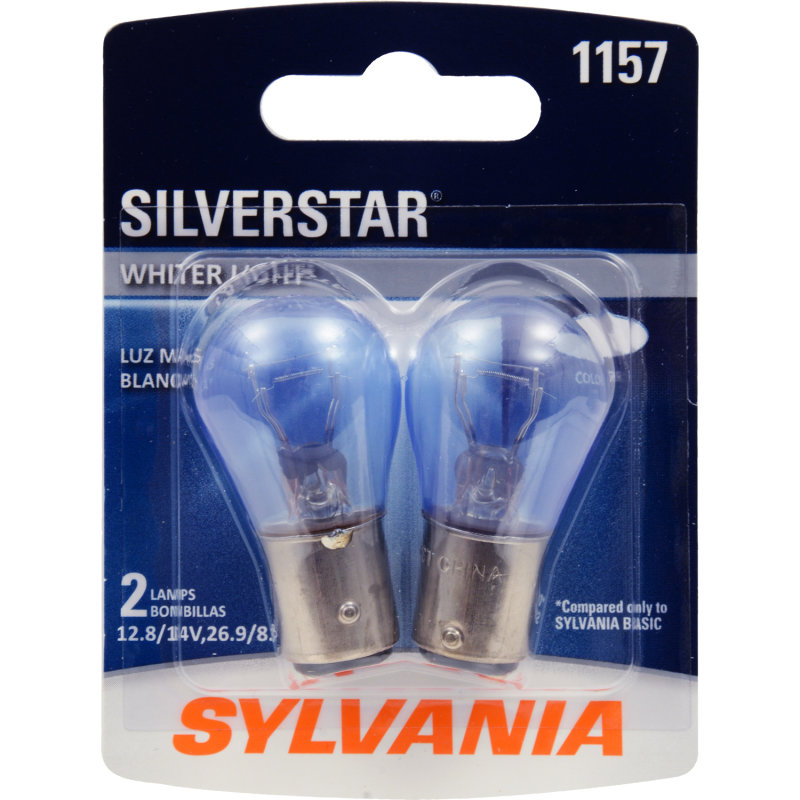 1157 Incadescent Bulb - SilverStar