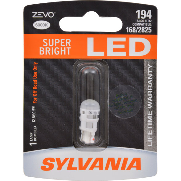 ZEVO LED - Lifetime Warranty