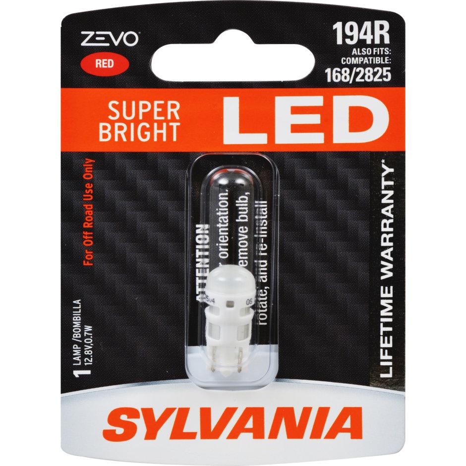 194R (RED) LED Bulb - ZEVO
