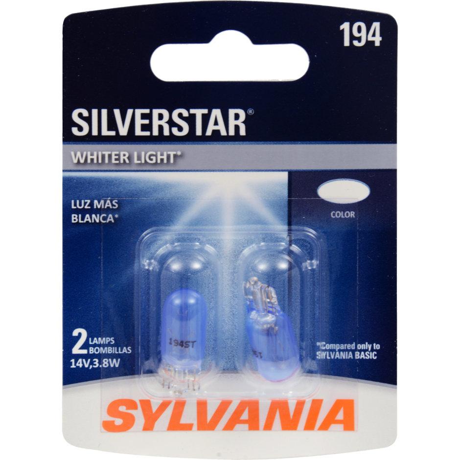 194 Incadescent Bulb - SilverStar