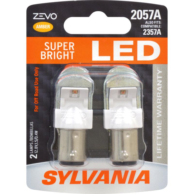 2057A (AMBER) LED Bulb - ZEVO