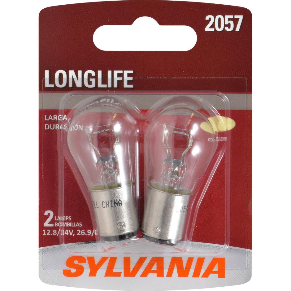 2057 Incadescent Bulb - LongLife
