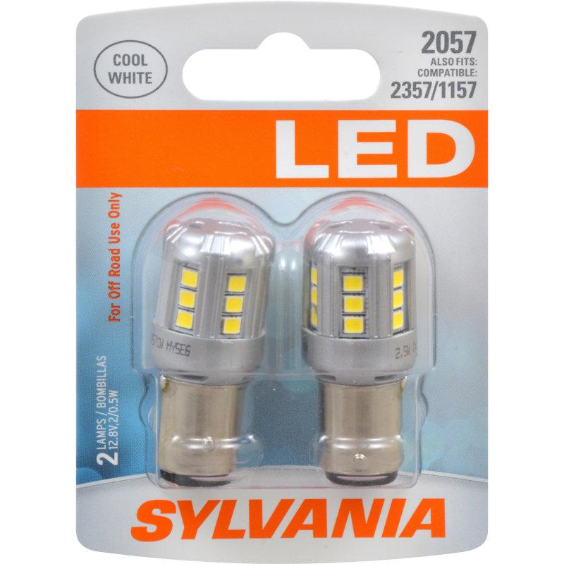2057 (WHITE) LED Bulb