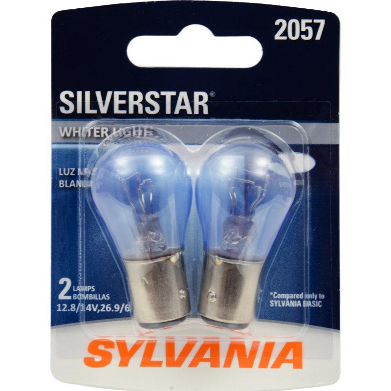 2057 Incadescent Bulb - SilverStar