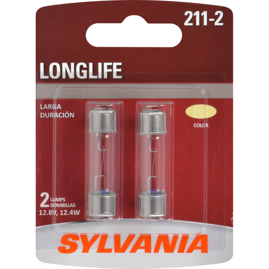 211-2 Incadescent Bulb - LongLife