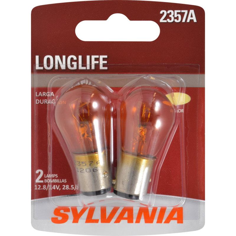 2357A (AMBER) Incandescent Bulb - LongLife