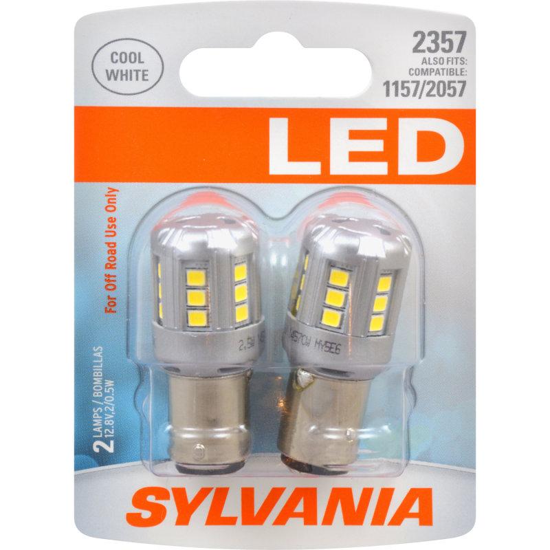 2357 (WHITE) LED Bulb