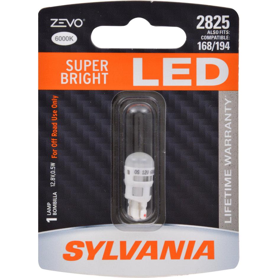 2825 (WHITE) LED Bulb - ZEVO