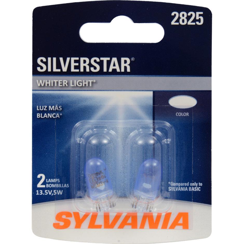 2825 Incadescent Bulb - SilverStar