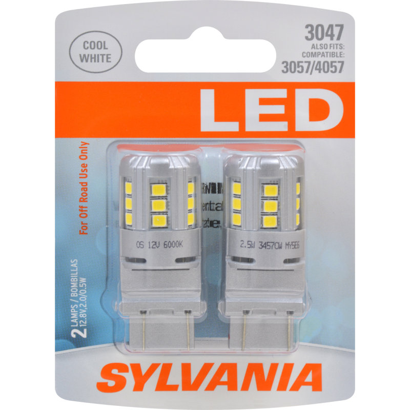 3047 (WHITE) LED Bulb