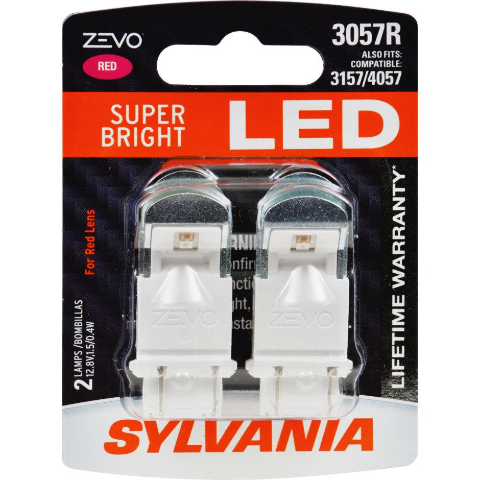 3057R (RED) LED Bulb - ZEVO