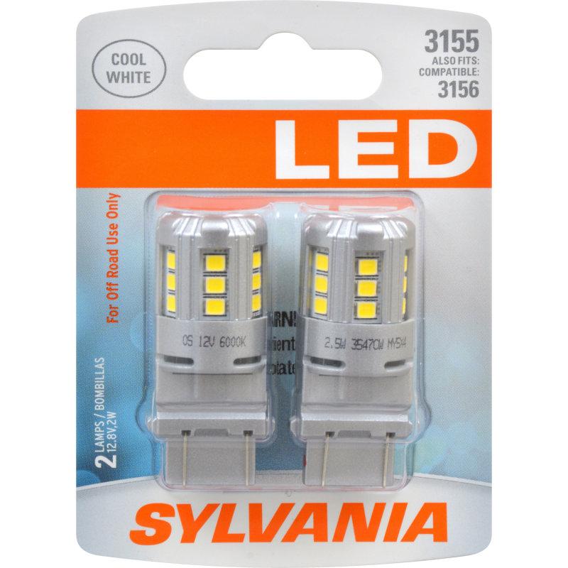 3155 (WHITE) LED Bulb