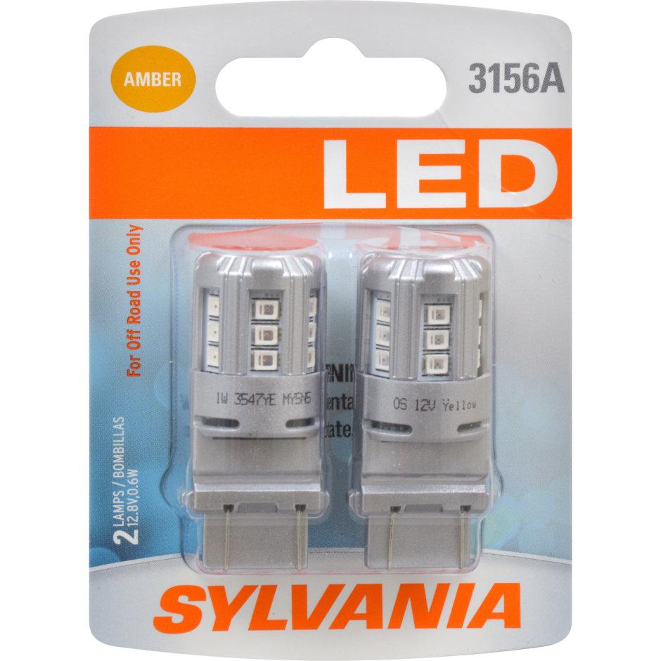 3156A (AMBER) LED Bulb