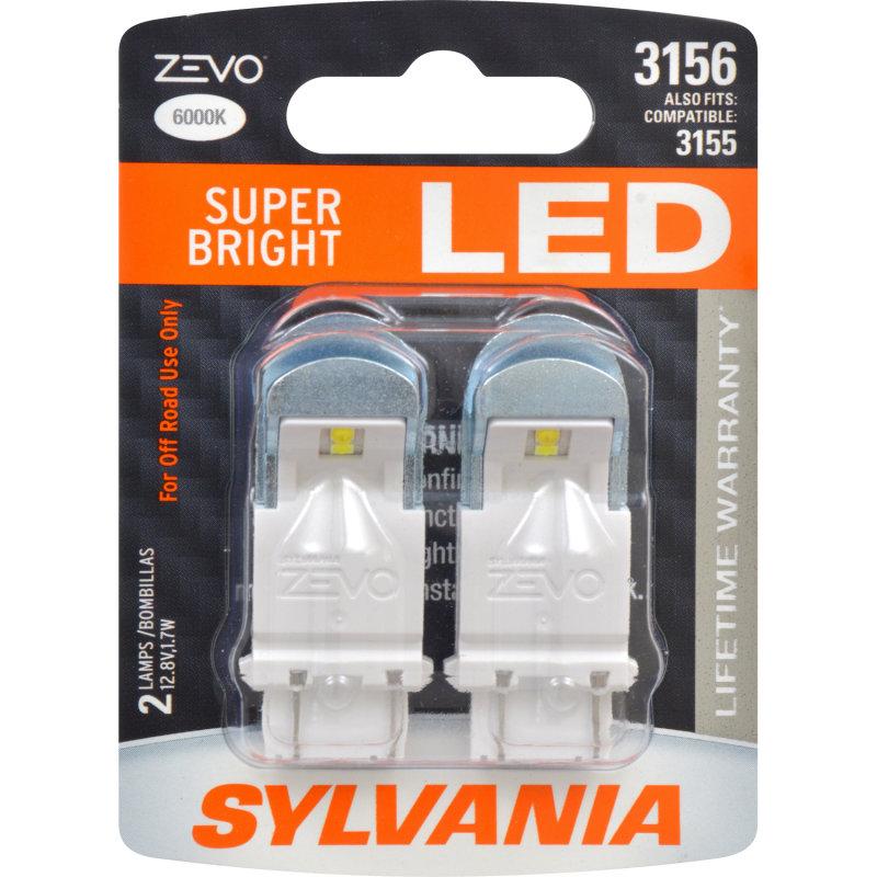 3156 (WHITE) LED Bulb - ZEVO