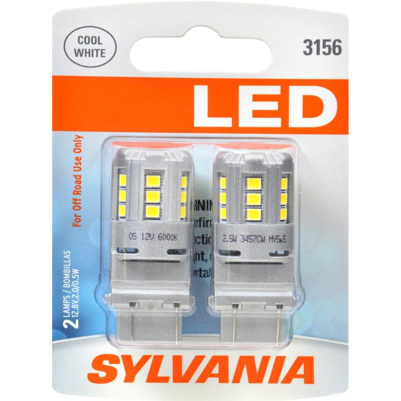3156 (WHITE) LED Bulb