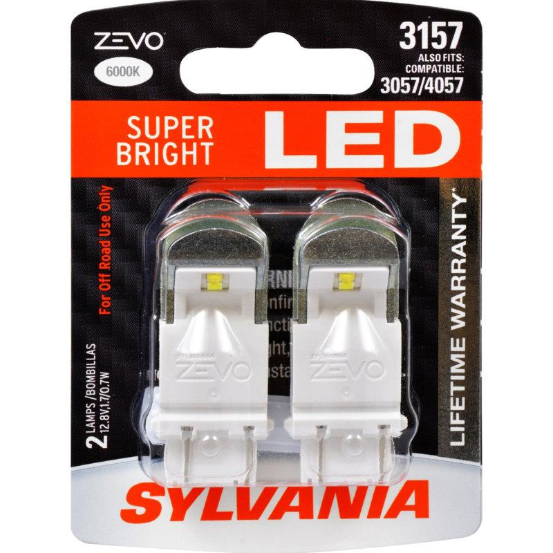 3157 (WHITE) LED Bulb - ZEVO