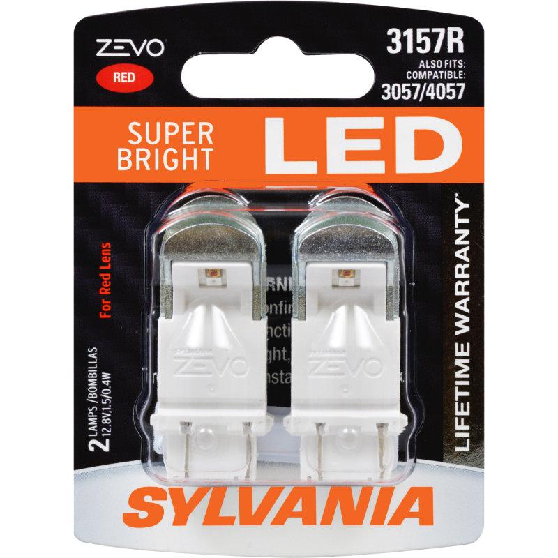 3157R (RED) LED Bulb - ZEVO