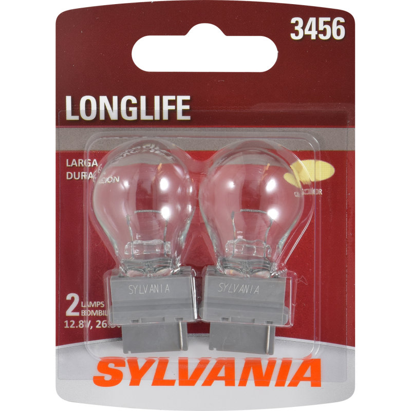 3456 Incandescent Bulb - LongLife