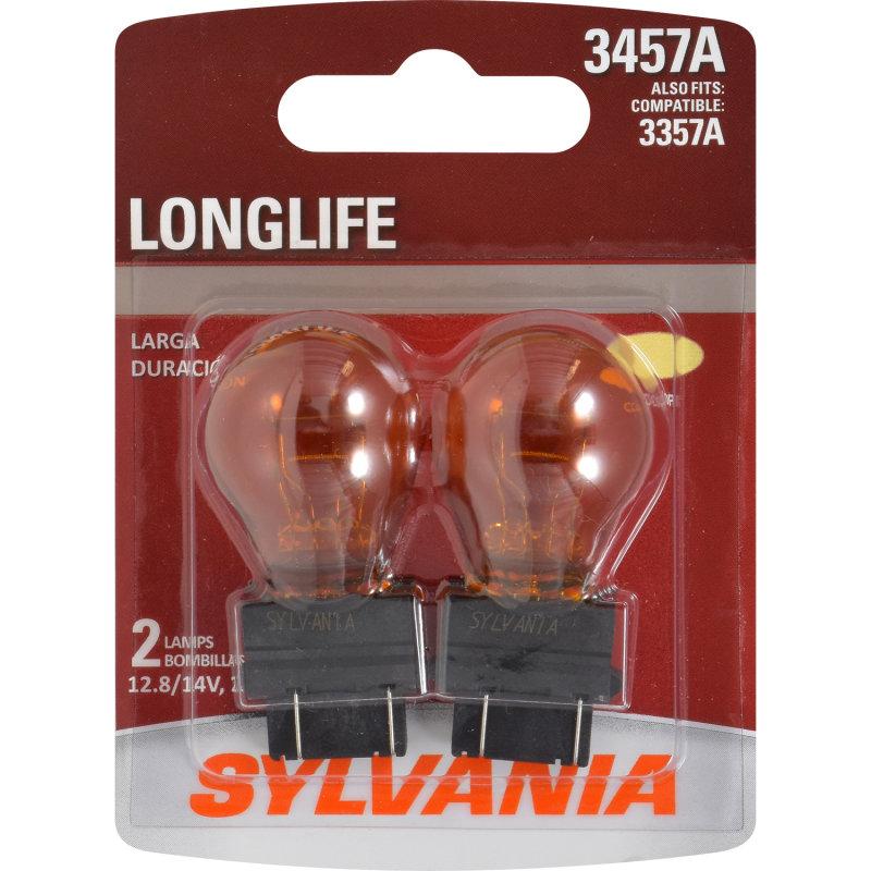 3457A (AMBER) Incandescent Bulb - LongLife