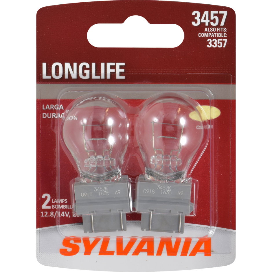 3457 Incadescent Bulb - LongLife