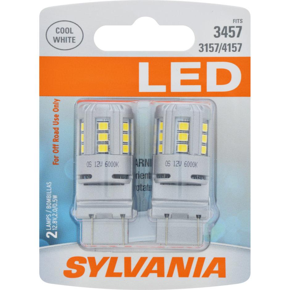 3457 (WHITE) LED Bulb