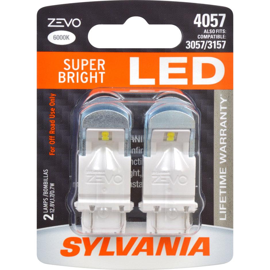 4057 (WHITE) LED Bulb - ZEVO