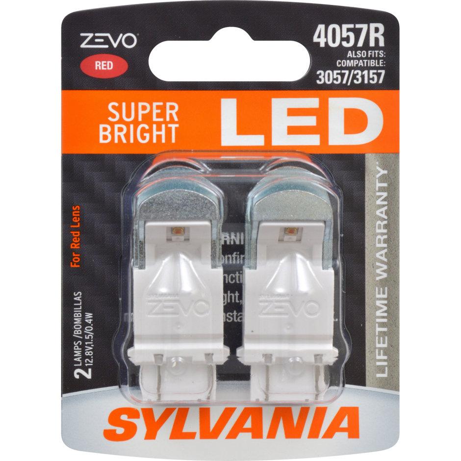 4057R (RED) LED Bulb - ZEVO